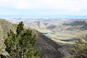 Lewis and Clark Caverns View