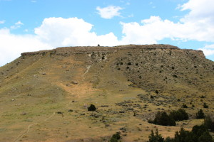 Madison Buffalo Jump Mountain