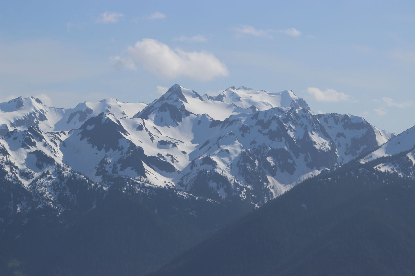 Olympic National Park Mountains : Northwest Trip Day 7