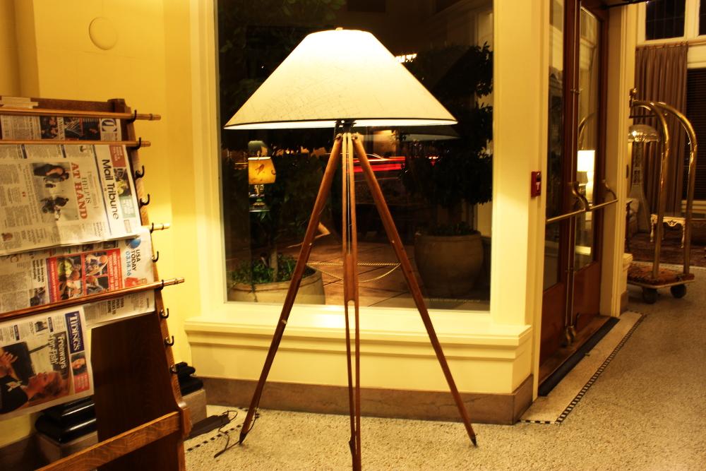 ASH Lobby Lamp