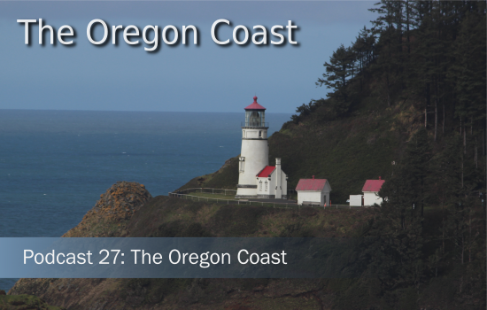 The Oregon Coast : Heceta Head Lighthouse